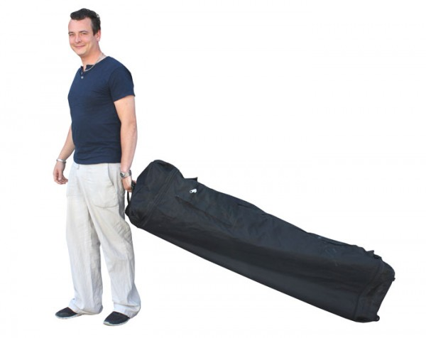 Transporttasche auf Rollen ProPavillon, Alutent