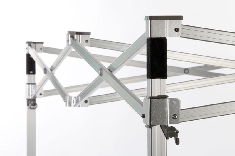 tentastic alutent 40 alu faltzelt 3x4 5 m tentastic schweiz. Black Bedroom Furniture Sets. Home Design Ideas