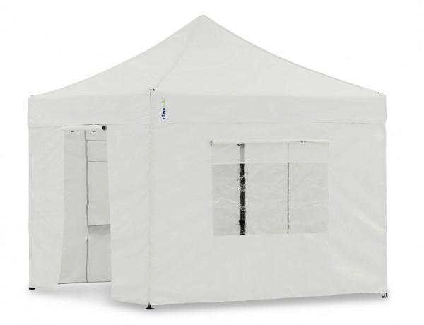 Seitenwandset Polyester, für Faltzelte & Pavillons