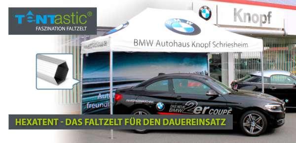 Tentastic-Faltzel-Pavillon-Zelt-Werbung