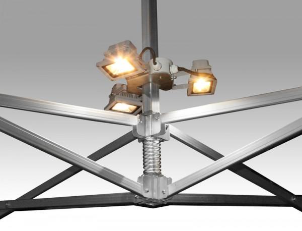 LED Faltzelt Premium Beleuchtung
