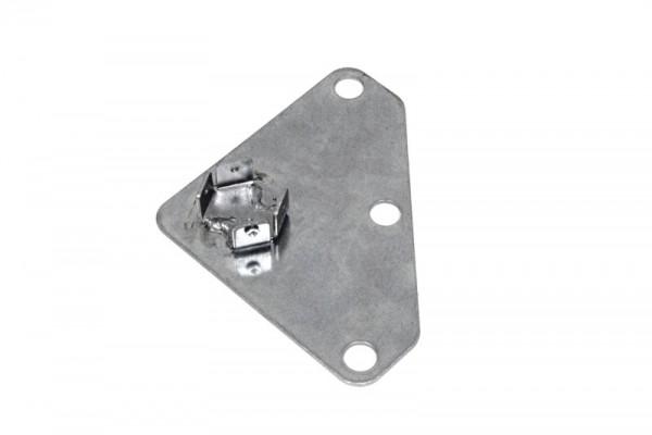 Hexatent 55 D Fussplatte mit Lochung