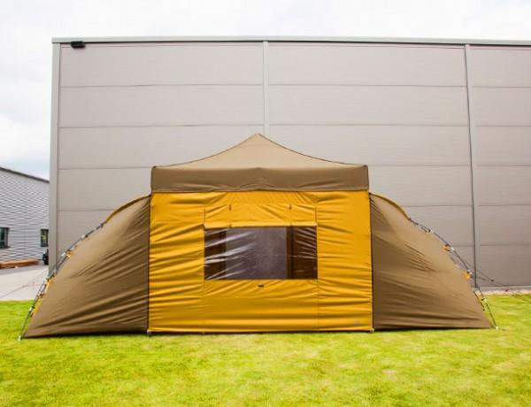 Tentastic MaximumHome 6 - Das große Camping Zelt mit bis zu 9 Schlafplätzen!