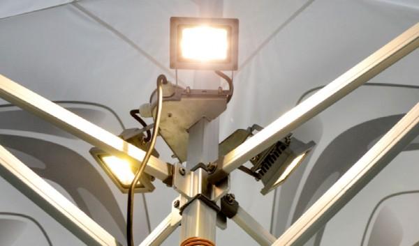 Tentastic Premium LED-Strahler 3 x 30 Watt